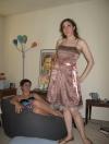 Tony Awards Dress -- Year 4