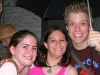 My cousin and I with Barrett Foa, after seeing Avenue Q on Broadway in June 2005.