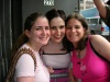 My cousin and I with Stephanie D'Abruzzo, after seeing Avenue Q on Broadway in June 2005.
