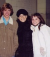 Me, Kristy and Alessia after her FANTASTIC performance as Elphaba. You rock Kristy!