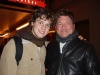 Jonathan Groff and me at Spring Awakening