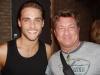 Josh and me again...Tarzan