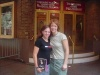 w/ Paige Davis - 7/2004