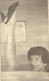 Chita kicks up her heels in Puerto Rico. 1996
