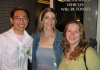 Opening night of the Wicked Tour in Cleveland, my friend Chris and I with JULIA MURNEY! She's the sweetest person ever!