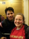 Jason Tam and Me :)