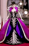 Bob Mackie Brunette Brilliance Designer Barbie Doll.