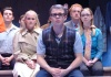 Me in my college's production of The Laramie Project in 2004. I'm in the blue in the glasses in the second row