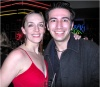 with Julia Murney at Birdland