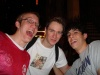 My friend Nick, Stephen Lynch, and me.