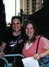 Me and Donna Lynne Champlin after
