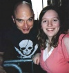 Michael Cerveris and myself.
