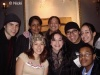 This is us with Caren Lyn Manuel!! 2.24.05, I saw her as Maureen and she was unbelieveable. I was psyched to meet her.