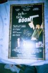 My <i>Tick, Tick...BOOM!</i> poster, signed by the LA Rubicon Theatre Co. cast.
