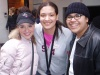 Me and Alex with Jenn Gambatese