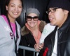 Me and Alex on 3.28.05 with Shoshana Bean!! She is the best, she was so frickin' nice and cool. One of the nicest people I've met.