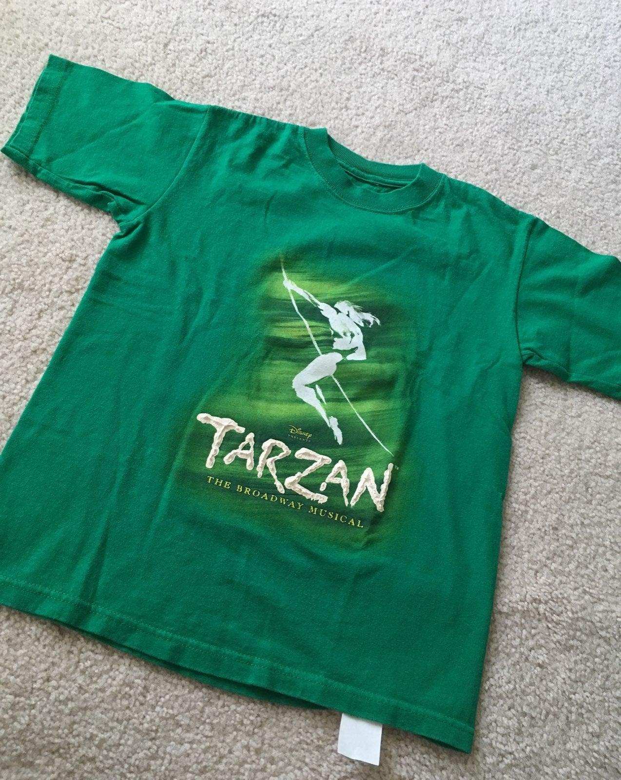 Tarzan Broadway T-Shirt
