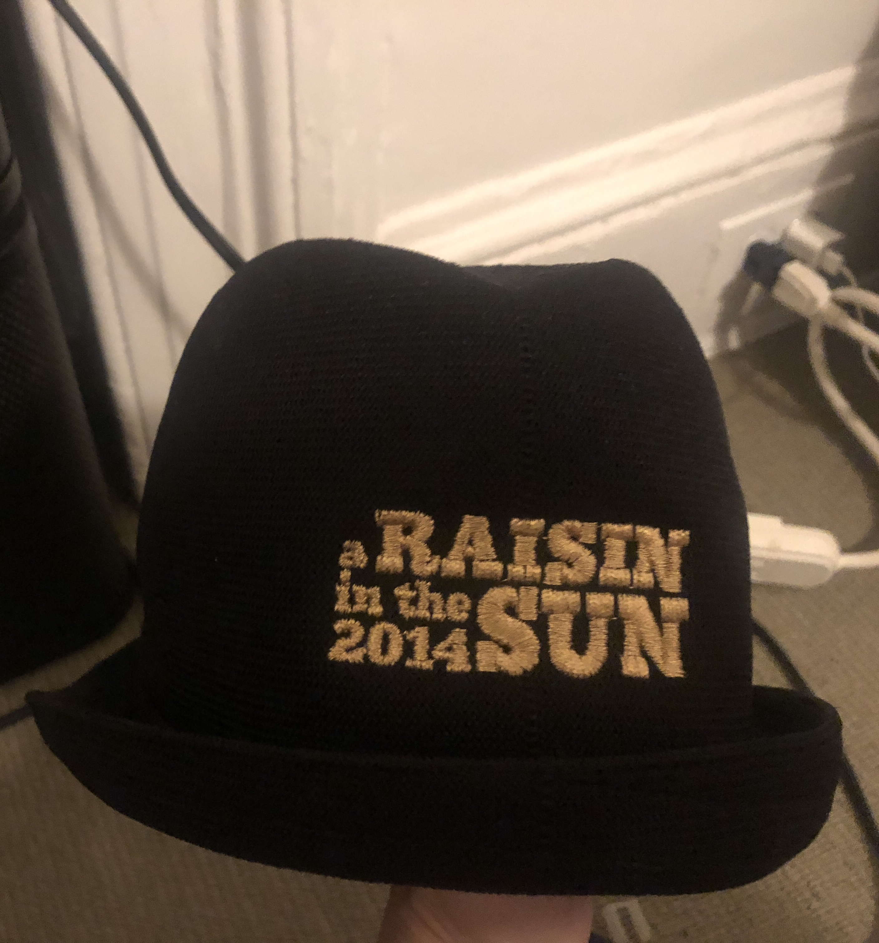 A Raisin in the Sun revival opening night gift