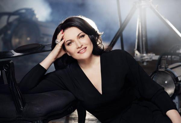 International opera star, soprano Hibla Gerzmava makes her Canadian debut June 8 at Roy Thomson Hall. 1
