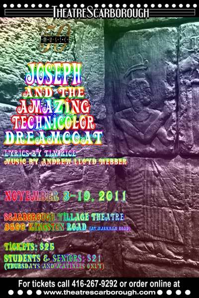 Joseph and the Amazing Technicolor Dreamcoat Photos and Videos at