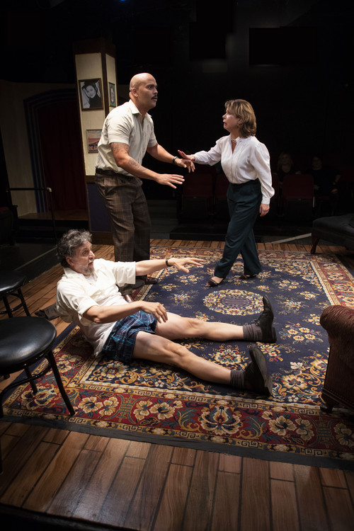 Production Photos from Moon Over Buffalo at Spotlighters Theatre PhotoCredit: Spotlighters Theatre / Shealyn Jae Photography 17