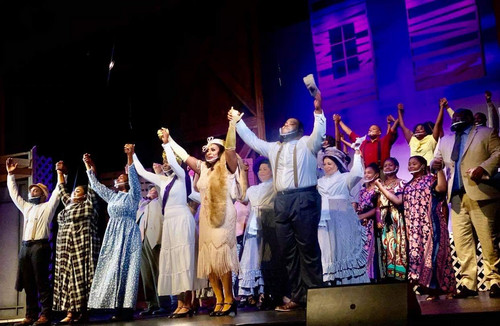 Don't Miss the Broadway musical