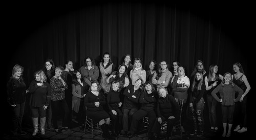 First look at the cast of 1776 at the Spring Lake Theatre Company 1