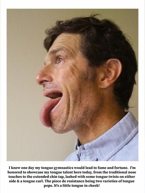 Lizard Tongue Performer 9
