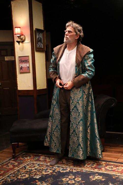 Production Photos from Moon Over Buffalo at Spotlighters Theatre PhotoCredit: Spotlighters Theatre / Shealyn Jae Photography 9