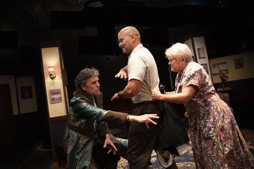 Production Photos from Moon Over Buffalo at Spotlighters Theatre PhotoCredit: Spotlighters Theatre / Shealyn Jae Photography 13