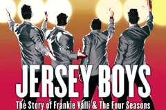 Jersey Boys in Houston