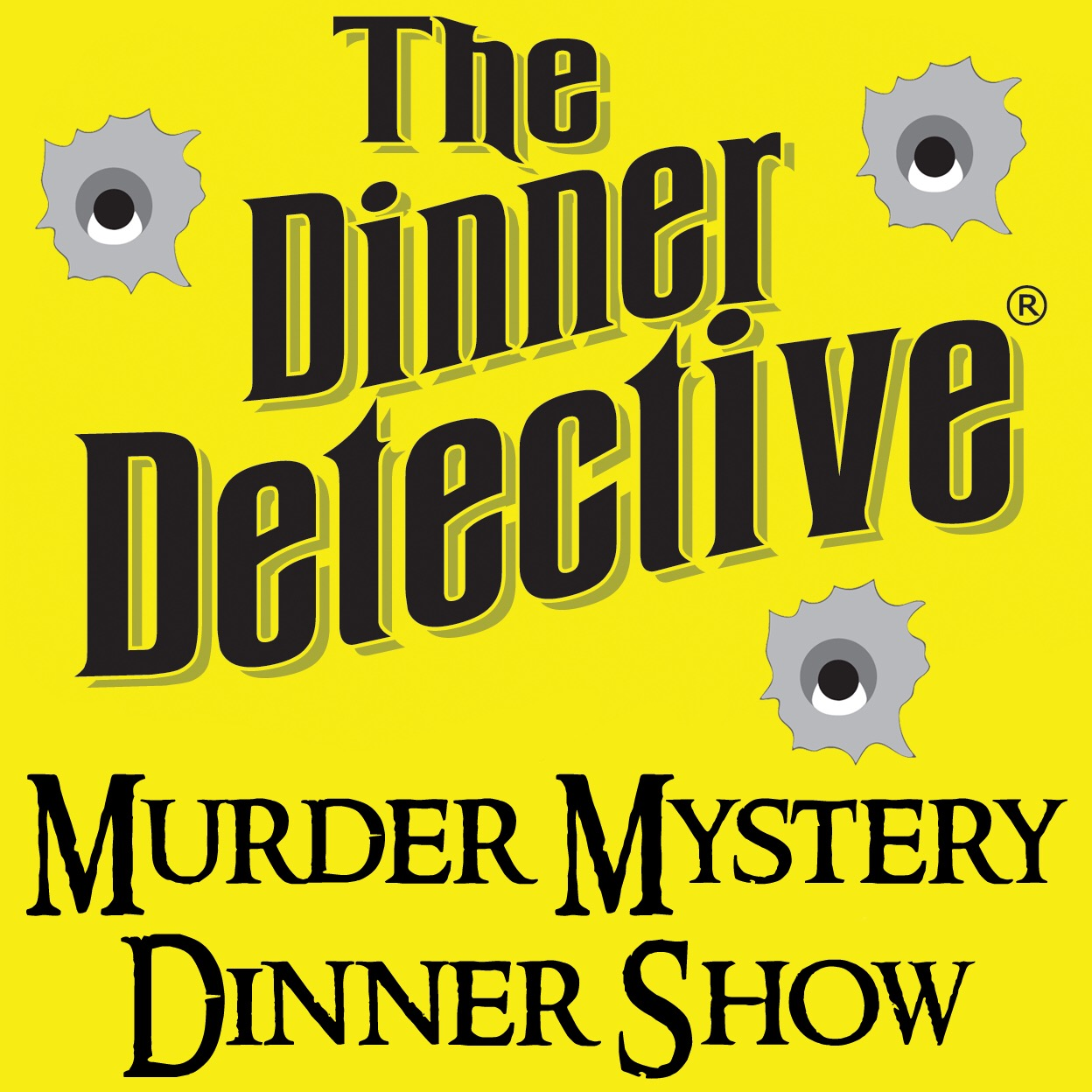 Restaurants Near and Map for Interactive Comedy Murder ...