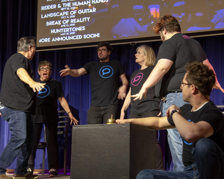 iThink Improv 2019-2020 in Atlanta at Elm Street Cultural Arts