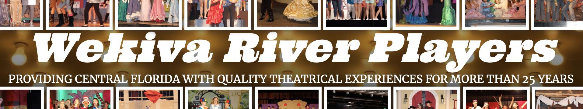 Wekiva River Players Summer Theatre Workshops