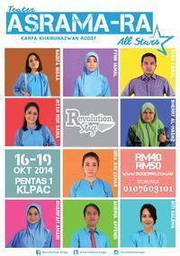 Asrama-Ra All Stars in Malaysia