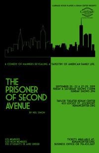 The Prisoner Of Second Avenue in Buffalo