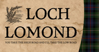 Loch Lomond in Portland