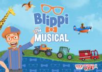 Blippi The Musical H-E-B Center RETURN TO LIVE! in Austin