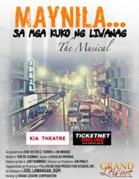 MAYNILA SA MGA KUKO NG LIWANAG, The Musical in Broadway
