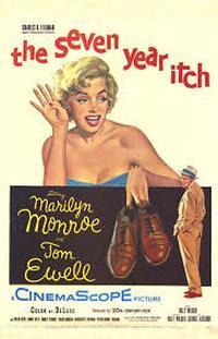 The Seven Year Itch in Albuquerque
