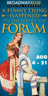 A Funny Thing Happened On the Way to the Forum in Portland