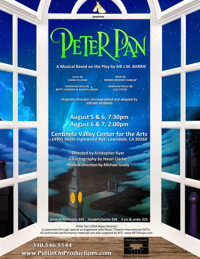 Peter Pan in Central New York