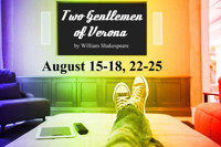 Two Gentlemen of Verona in Broadway