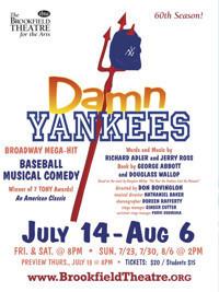 Damn Yankees in Broadway