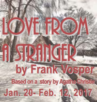 Love From A Stranger in Broadway
