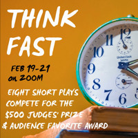 THINK FAST Short Play Competition in New Jersey