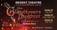 The Glassblower's Daughter: An American Fairy Tale in Boston