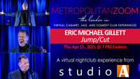 ERIC MICHAEL GILLETT ~ Jump/Cut in Long Island