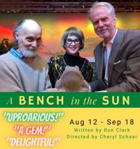 A Bench in the Sun in Phoenix