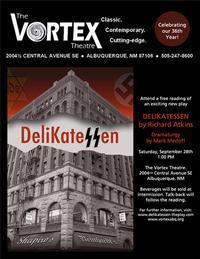 DeliKateSSen (staged reading) in Albuquerque